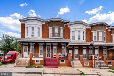 2954 Presstman Street, Baltimore, MD 21216 - MLS#: MDBA467266