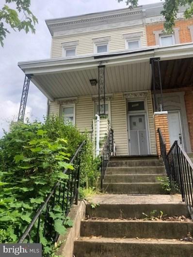 3001 Windsor Avenue, Baltimore, MD 21216 - #: MDBA467296