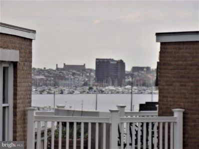 1242 Harbor Island Walk, Baltimore, MD 21230 - MLS#: MDBA467298