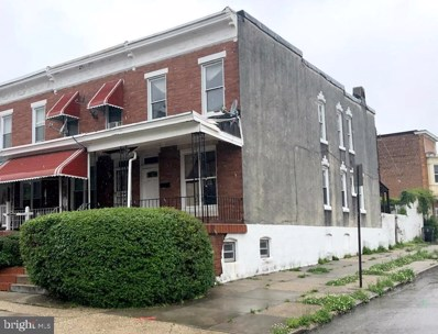 2200 Walbrook Avenue, Baltimore, MD 21216 - #: MDBA467314