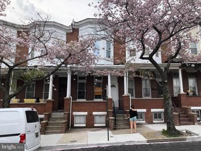1648 Appleton Street, Baltimore, MD 21217 - #: MDBA467386