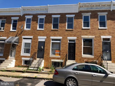 2610 Grogan Avenue, Baltimore, MD 21213 - #: MDBA467388