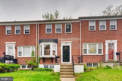 1625 Wadsworth Way, Baltimore, MD 21239 - #: MDBA467394