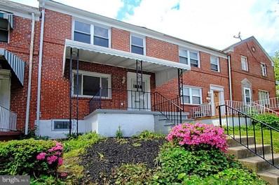 1016 Mount Holly Street, Baltimore, MD 21229 - #: MDBA467420