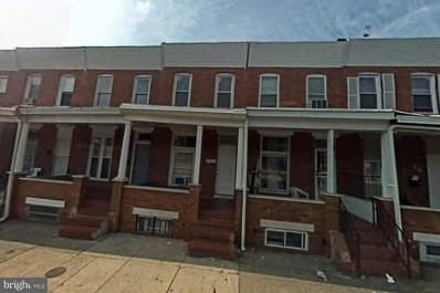 606 N Streeper Street, Baltimore, MD 21205 - #: MDBA467574