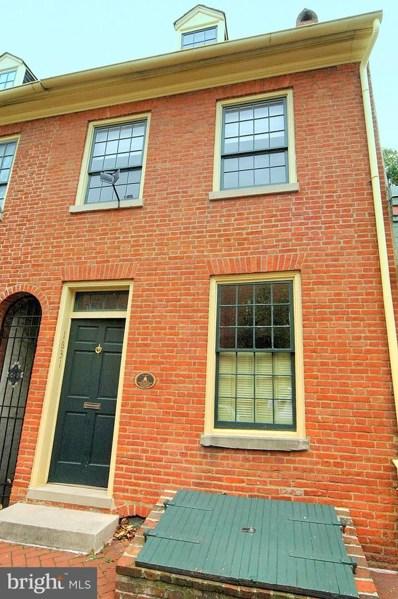 1631 Lancaster Street, Baltimore, MD 21231 - #: MDBA467584