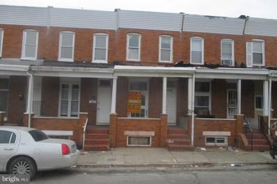 608 N Streeper Street, Baltimore, MD 21205 - #: MDBA467588