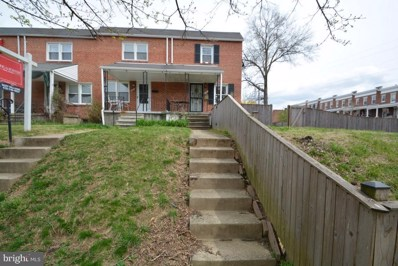 1400 Redfern Avenue, Baltimore, MD 21211 - MLS#: MDBA467648