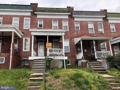 756 N Edgewood Street, Baltimore, MD 21229 - #: MDBA467690