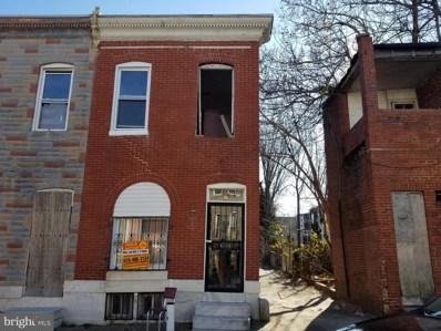 1901 E Lanvale Street, Baltimore, MD 21213 - #: MDBA467750