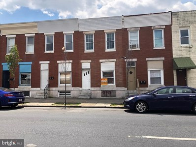 3107 E Monument Street, Baltimore, MD 21205 - #: MDBA467754