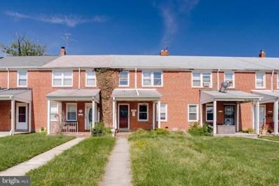 1284 Cedarcroft Road, Baltimore, MD 21239 - #: MDBA467774
