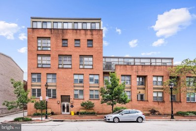 123 W Barre Street UNIT PH-2, Baltimore, MD 21201 - MLS#: MDBA467862