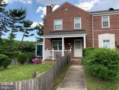 3939 Ednor Road, Baltimore, MD 21218 - #: MDBA467894