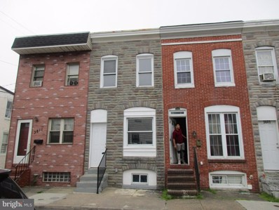 3609 Mount Pleasant Avenue, Baltimore, MD 21224 - MLS#: MDBA467914