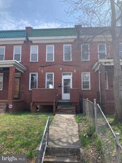 29 S Morley Street, Baltimore, MD 21229 - #: MDBA467950