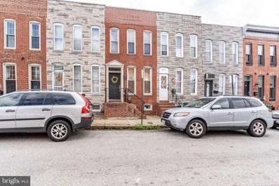 1713 Byrd Street, Baltimore, MD 21230 - #: MDBA467964