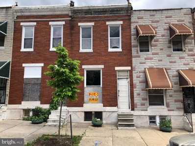 17 N Catherine Street, Baltimore, MD 21223 - #: MDBA467982