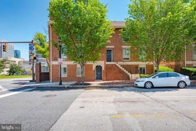 401 S Sharp Street UNIT R1, Baltimore, MD 21201 - MLS#: MDBA467984