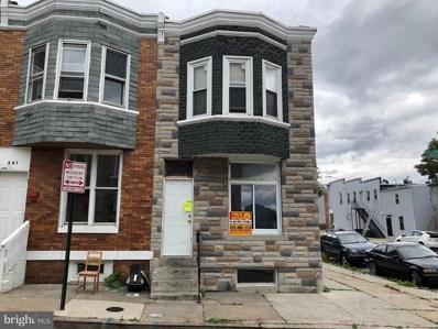 223 Furrow Street, Baltimore, MD 21223 - #: MDBA467986