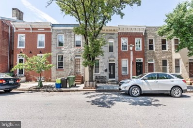 1214 Battery Avenue, Baltimore, MD 21230 - #: MDBA468064