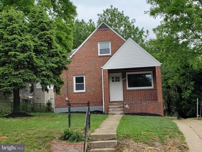 3908 Parkside Drive, Baltimore, MD 21206 - #: MDBA468088