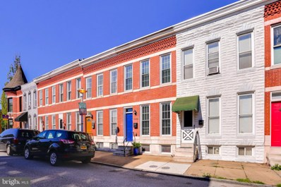 1436 Marshall Street, Baltimore, MD 21230 - #: MDBA468090