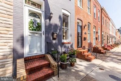 1456 Reynolds Street, Baltimore, MD 21230 - #: MDBA468092