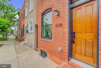 3230 Elliott Street, Baltimore, MD 21224 - #: MDBA468124