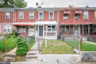 406 Swale Avenue, Baltimore, MD 21225 - #: MDBA468200