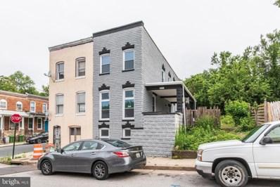 902 Montpelier Street, Baltimore, MD 21218 - #: MDBA468226
