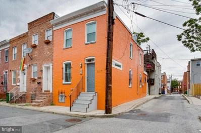 637 Archer Street, Baltimore, MD 21230 - #: MDBA468374