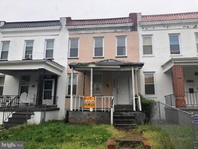 3608 Oakmont Avenue, Baltimore, MD 21215 - #: MDBA468410