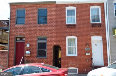 248 S Castle Street, Baltimore, MD 21231 - #: MDBA468414