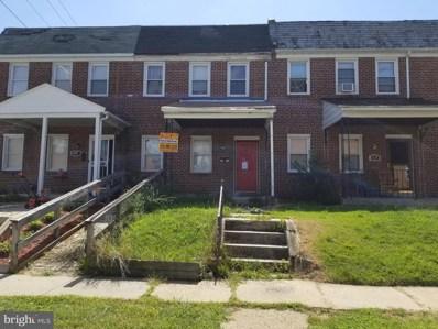 3213 Spaulding Avenue, Baltimore, MD 21215 - #: MDBA468426