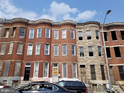 2529 Pennsylvania Avenue, Baltimore, MD 21217 - #: MDBA468448