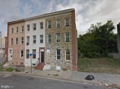 1038 W Franklin Street, Baltimore, MD 21223 - #: MDBA468464