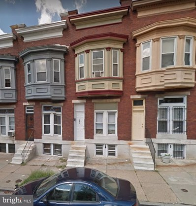 2008 Penrose Avenue, Baltimore, MD 21223 - #: MDBA468490