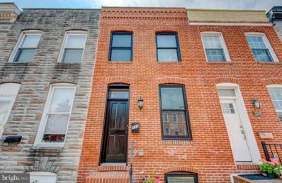 113 W Randall Street, Baltimore, MD 21230 - #: MDBA468492