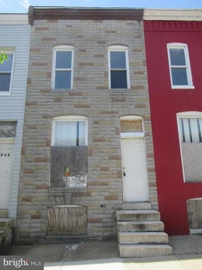 2440 Francis Street, Baltimore, MD 21217 - #: MDBA468536