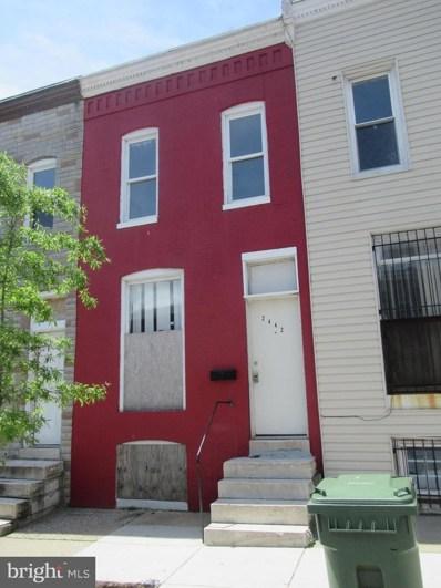 2442 Francis Street, Baltimore, MD 21217 - #: MDBA468548