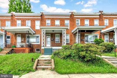 5808 Halwyn Avenue, Baltimore, MD 21212 - #: MDBA468620