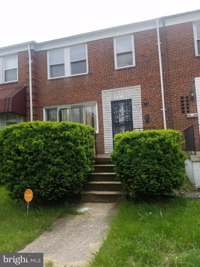 1529 Greendale Road, Baltimore, MD 21218 - #: MDBA468624