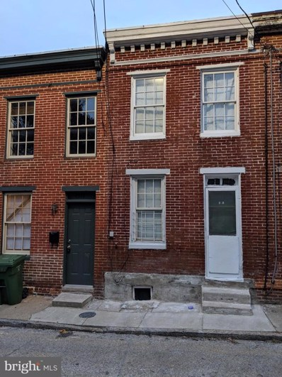 1517 Lemmon Street, Baltimore, MD 21223 - #: MDBA468642