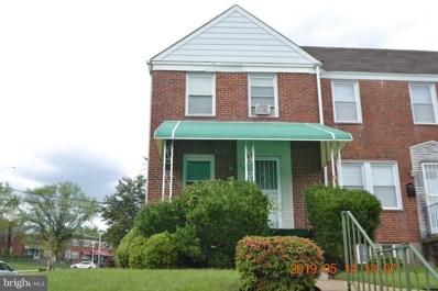 3949 Kenyon Avenue, Baltimore, MD 21213 - #: MDBA468664