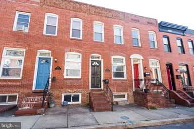 817 S Decker Avenue, Baltimore, MD 21224 - #: MDBA468666