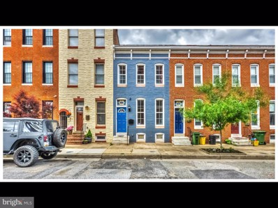 745 W Cross Street, Baltimore, MD 21230 - #: MDBA468764
