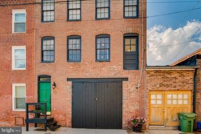 606 Eislen Street, Baltimore, MD 21230 - #: MDBA468770