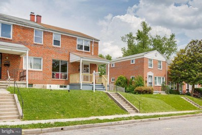 5535 Whitwood Road, Baltimore, MD 21206 - #: MDBA468778