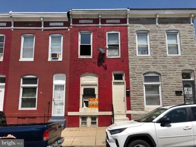 1422 Darley Avenue, Baltimore, MD 21213 - #: MDBA468790